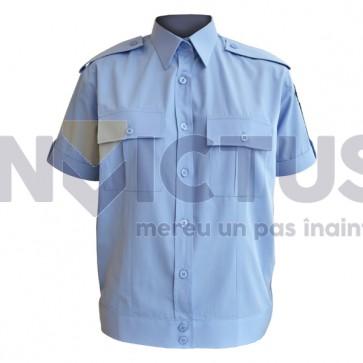 Cămașă bluză mânecă scurtă femei - Jandarmi - 102021