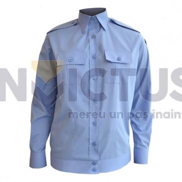 Cămașă bluză mânecă lungă femei - Jandarmi - 102022
