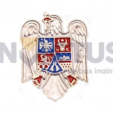 Emblemă metalică pentru coifură-Pompieri - 215027