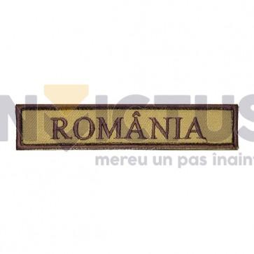 Ecuson brodat COMBAT Romania - 101147