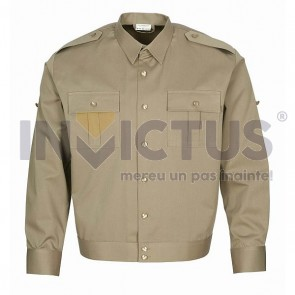 Cămașă bluză maneca lunga pentru cadre femei MApN - 101054