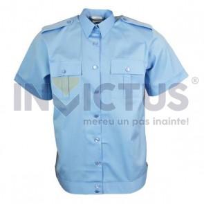 Cămașă bluză maneca scurta pentru cadre femei MApN - 101053