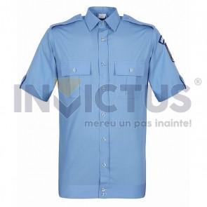 Cămașă bluză mânecă scurtă bărbați - Jandarmi - 102020