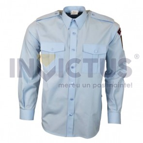 Camasa bluza barbati maneca lunga Unif. Rep - 103031