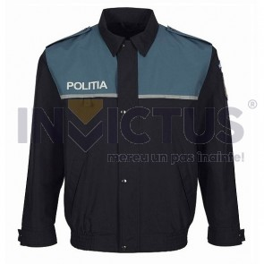 Bluzon interior complet modular barbaţi - Poliţie - 104013
