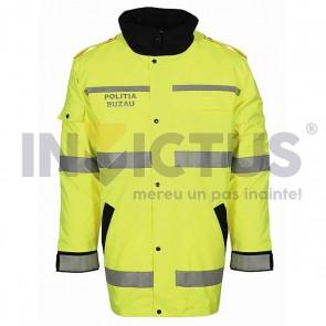 Scurtă reflectorizantă cu benzi retroreflectante -  Poliția Locală - 108021
