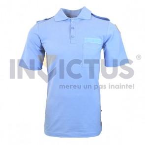 Tricou polo ANP cu mânecă scurtă - 123005