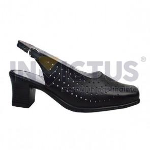 Pantofi de vară perforați, pentru femei - 202533