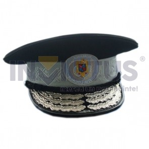 Sapca stofa iarna Politia Locala cu frunze - 108030