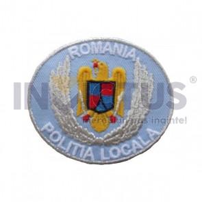 Emblemă coifură - Poliția locală - 215329