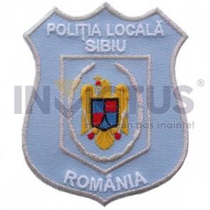 Ecuson Poliția locală - 215330