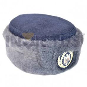 Căciulă din blană naturală-Femei-Jandarmi - 217624