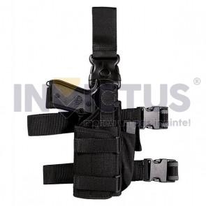 Toc tactic reglabil pentru pistol cu lanterna sau laser PA280 - 230284