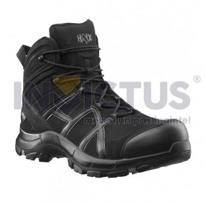 Bocanci HAIX Black Eagle Safety 40 Mid/Negru-negru - 202768
