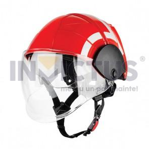 Casca pentru pompieri MP1 Professional cu vizor- 208812