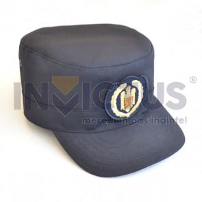 Șapcă costum de culoare bleumarin - 123010