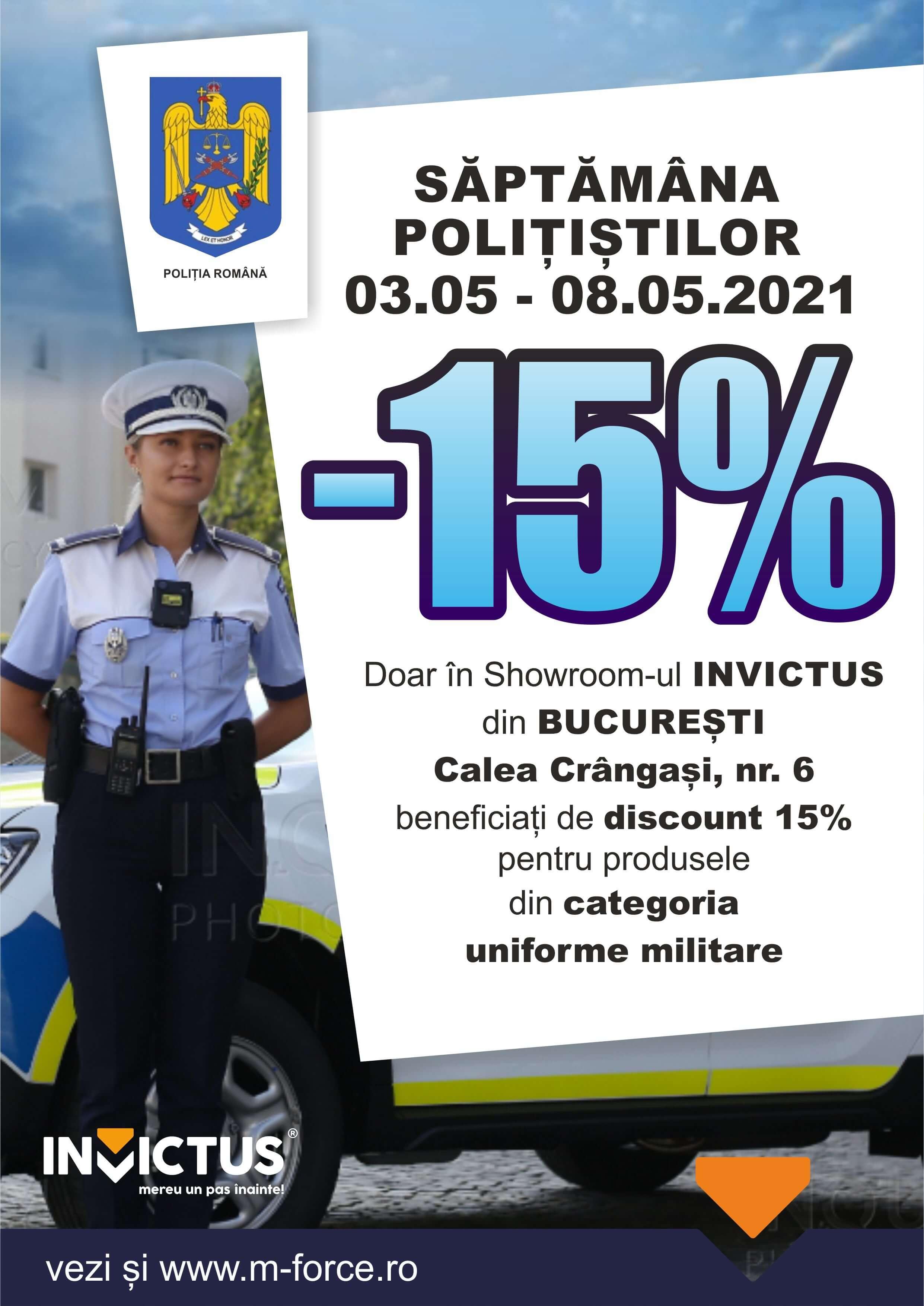 Saptamana Politiei